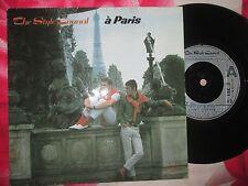 The Style Council – À Paris Polydor – TSC 3 UK 7 inch Single 45