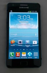 Samsung Galaxy SII Plus GT-I9105 - 8GB - Blue (Unlocked) Smartphone