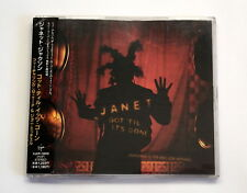 Janet Jackson Got 'Til It's Gone Japan Cd Single 1997 Vjcp-12070 w/Obi Q-Tip
