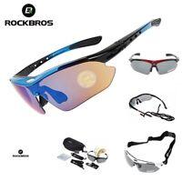 Mens Polarized Sunglasses Driving Aviator Outdoor Sports Cycling Eyewear Glasse