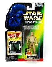 Potf ☆ Luke Skywalker: Bespin Star wars poder de la fuerza figura ☆ Congelar fotograma