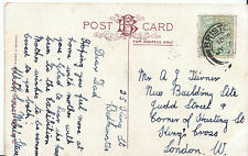 Genealogy Postcard - Family History - Turner - King's Cross - London W   BH4730