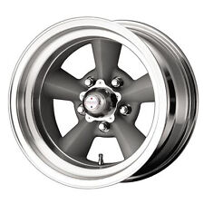 15X7 AMERICAN RACING TTO TORQ THRUST ORIGINAL TT O GRAY WHEEL 5X4.5 VN3095765