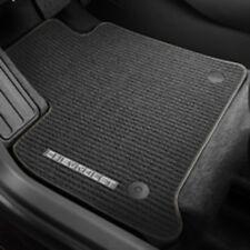 2018-2019 Chevrolet Traverse Front Carpet Floor Mats 84188773 Black OEM GM