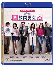 "Lee Mi yeon ""Like For Likes""Yoo Ah in 2016 Korea Romance Comedy Region A Blu-Ray"