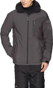 NEW O'Neill MB Cue Snow Ski Snowboard Jacket Gray Men's Size Medium