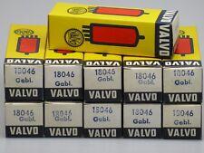 2x 18046 Valvo Mullard Goldpin Röhren / Tubes / NOS / NIB / NEW