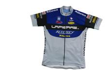 Maillot vélo rétro Nalini Lapierre Selle Italie Scac Mavic