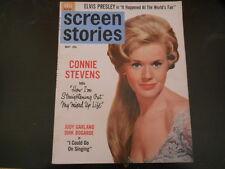 Lillian Gish, Judy Garland, Elvis Presley - Screen Stories Magazine 1963