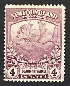 Lot67 Newfoundland Stamp 118 NG