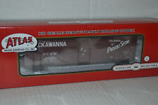 Atlas Lackawanna 50' Single Door Box Car Ho Scale 20003382