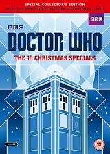 Doctor Who - The 10 Christmas Specials (Limited Edition) [DVD] FACTORY SEALED!!