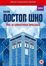 Doctor Que - La Navidad 10 Specials (Edición Limitada - numerado) [DVD] SELLADO