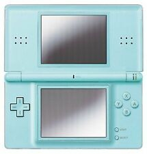 Y324 Nintendo DS Lite Console Ice Blue Japan NDS Junk for Parts