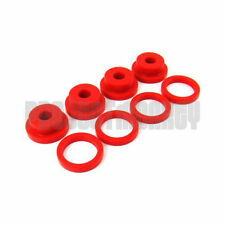 Energy Suspension 5.1110R Shifter Bushings Red Fits: 03-05 Dodge SRT-4