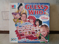 Guess who Disney 2003 Spare Pieces -choose your piece