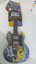 NEW/SEALED Wow Wee Paper Jamz Guitar Series II Style 6 Free Shipping!