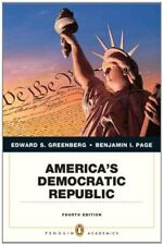 Americas Democratic Republic (4th Edition) (Pengu