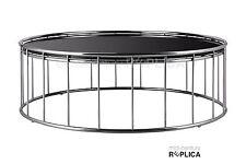 PREMIUM RODOLFO DORDONI CAULFIELD MODERN RETRO COFEE TABLE 100cm-RRP $695