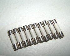 100x T500mAH250V SLOW BLOW CERAMIC 5x20mm TIME LAG FUSES 250v SLO BLO LITTELFUSE