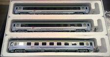 ACME 90033   set 3 teil. reisezugwagen EIC Chrobry PKP ICCC ep. VI (H0)