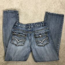 Helix Slim Bootcut Jeans Size 18 Instinct is a Virtue