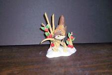 "Lenox Marsh Wren Fine Porcelain Figurine 4.5"" Free U S Shipping"