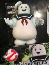 "Ghostbusters Stay Puft Marshmallow Man Bank Action Figure 11"" New In Box Wear"