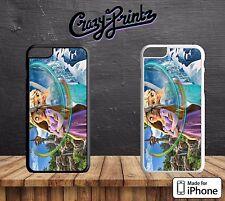 Elsa & Anna Princesses Frozen Cool fits iPhone Hard Case Cover 18