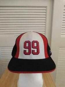Warren Sapp Tampa Bay Buccaneers Reebok Fitted Hat 7 5/8 NFL