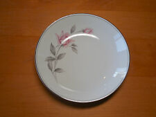 Noritake Fine China ROSEMARIE 6044 Set of 4 Soup Cereal Bowls 7 3/8 Rose Pink