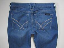 William Rast Jerri Ultra Skinny Low Rise Jean, Medium Wash - Size 26 x 33.5