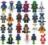 24pcs Ninjago Serpentine,Snake,Pythor,Skales,Acidius Toy Mini Figures with lego