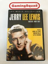 Jerry Lee Lewis, Inside and Out DVD, Supplied by Gaming Squad