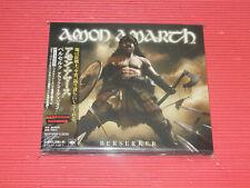 2019 JAPAN DIGI SLEEVE AMON AMARTH BERSERKER 2 CD EDITION