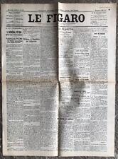 N118 La Une Du Journal Le Figaro 16 Mai 1917