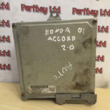 1998-2002 HONDA ACCORD MK6 2.0 PETROL AUTO ECU 37820-PDC-E61