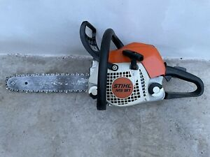 """Stihl MS181 14"""" Chainsaw In Excellent working Order Chain Has Been Sharpened 180"""