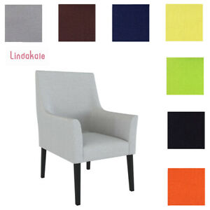 Customize Sofa Cover, Fits IKEA SAKARIAS chair with armrests Dinning Chair Cover