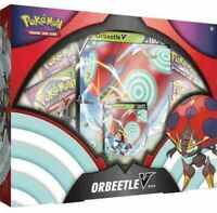 Pokemon TCG Orbeetle V Box Collection Vivid Voltage 4 Booster Packs