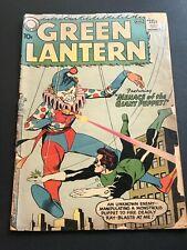 Green Lantern #1 DC Comics 1960 low grade key see description