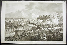 Bataille de Roveredo armée d'Italie 1796 Napoléon Bonaparte 1815 Carle Vernet