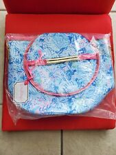 Nwt Lilly Pulitzer Kaleidoscope Coral Beach Cooler New