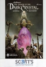 JIM HENSON POWER OF THE DARK CRYSTAL #1 NEW JAE LEE 1ST PRINT (BAGGED & BOARDED)