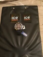 ice watch,black,new With Tags,needs New Battery