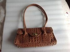 Pell-Mell Leather Tan Handbag Excellent Condition