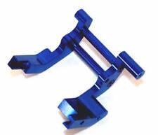 STRC Blue Machined Aluminum Rear Motor Guard Traxxas Slash Rustler ST3677B