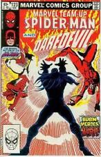 MARVEL TEAM-UP # 123 (Spiderman & étalon) (États-Unis, 1982)