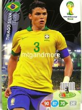 ADRENALYN XL-Thiago Silva-BRASILE-FIFA WORLD CUP BRAZIL 2014 WM