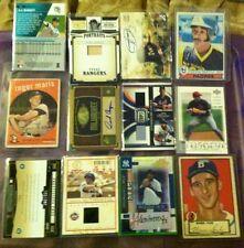RANDOM BASEBALL CARD LOTS! (40) Vintage, Auto/Relic, Serial #d, Rookie...READ!!